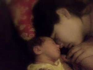 Sophia and Elena Sleeping